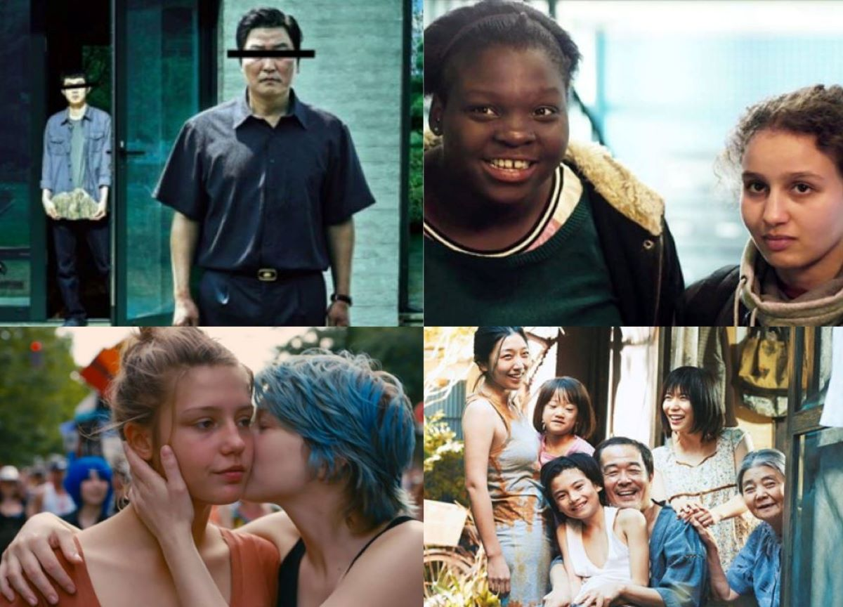 Confira cinco filmes vencedores do Festival de Cannes