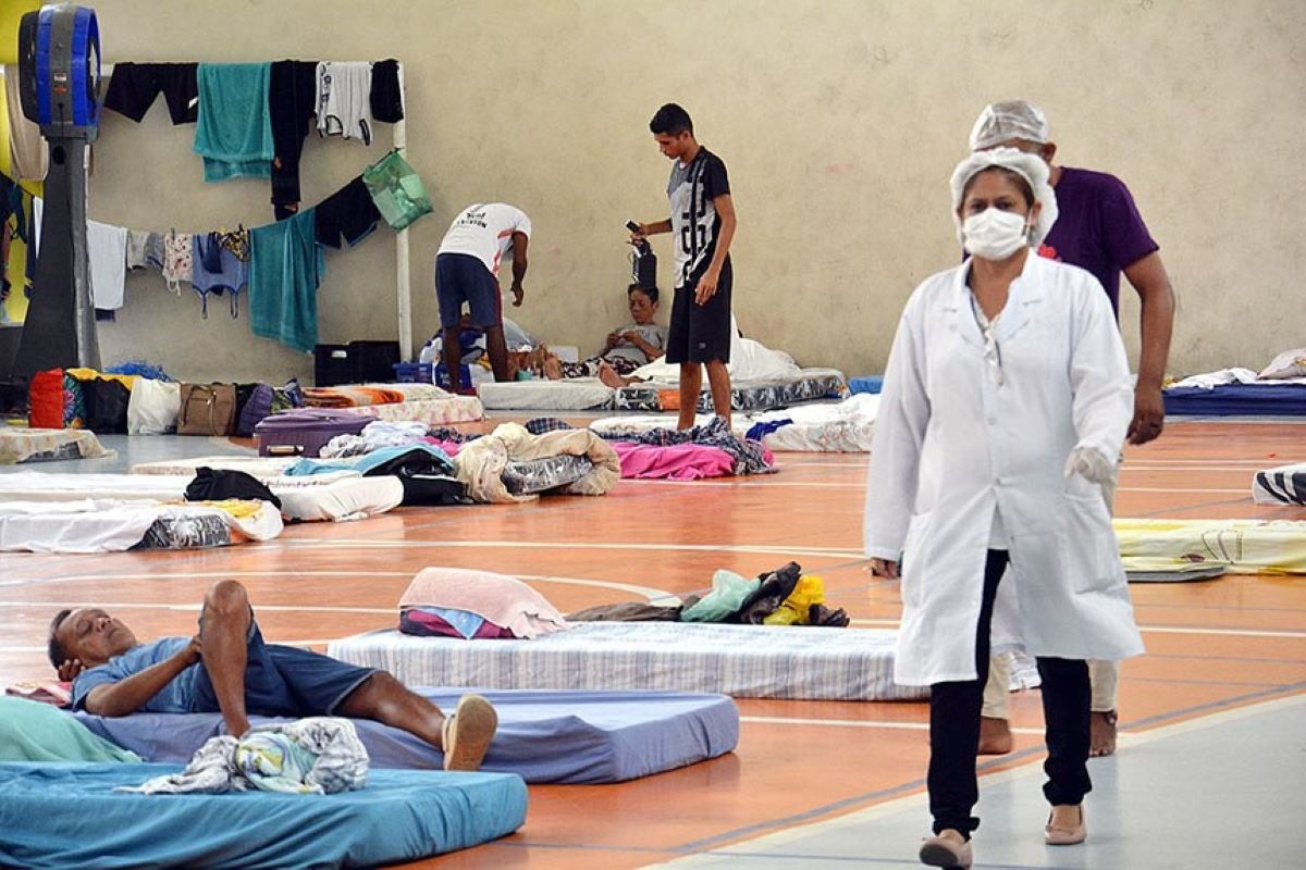 Falta de oxigênio em Manaus: o colapso na capital do Amazonas