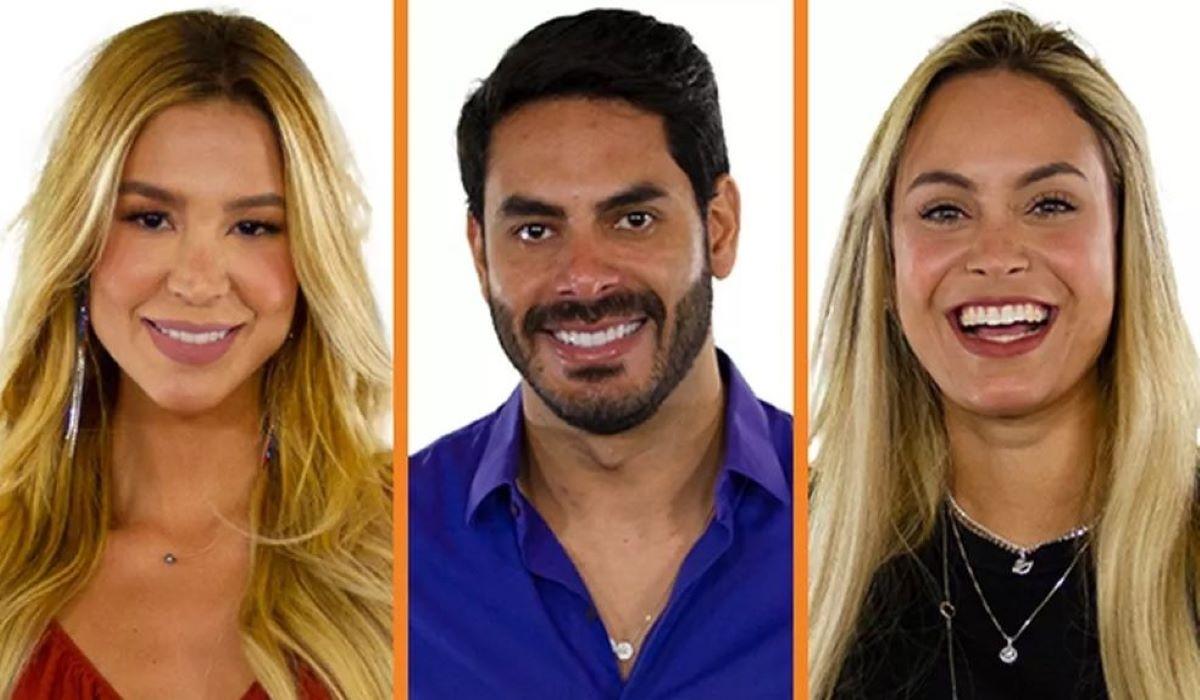 BBB21: primeiro paredão é formado por Rodolffo, Sarah e Kerline