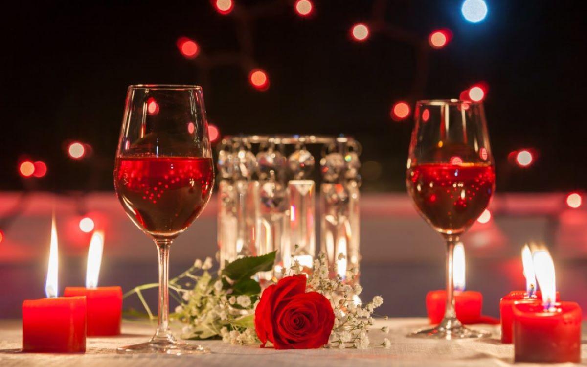 5 receitas para cozinhar durante o Valentine's Day