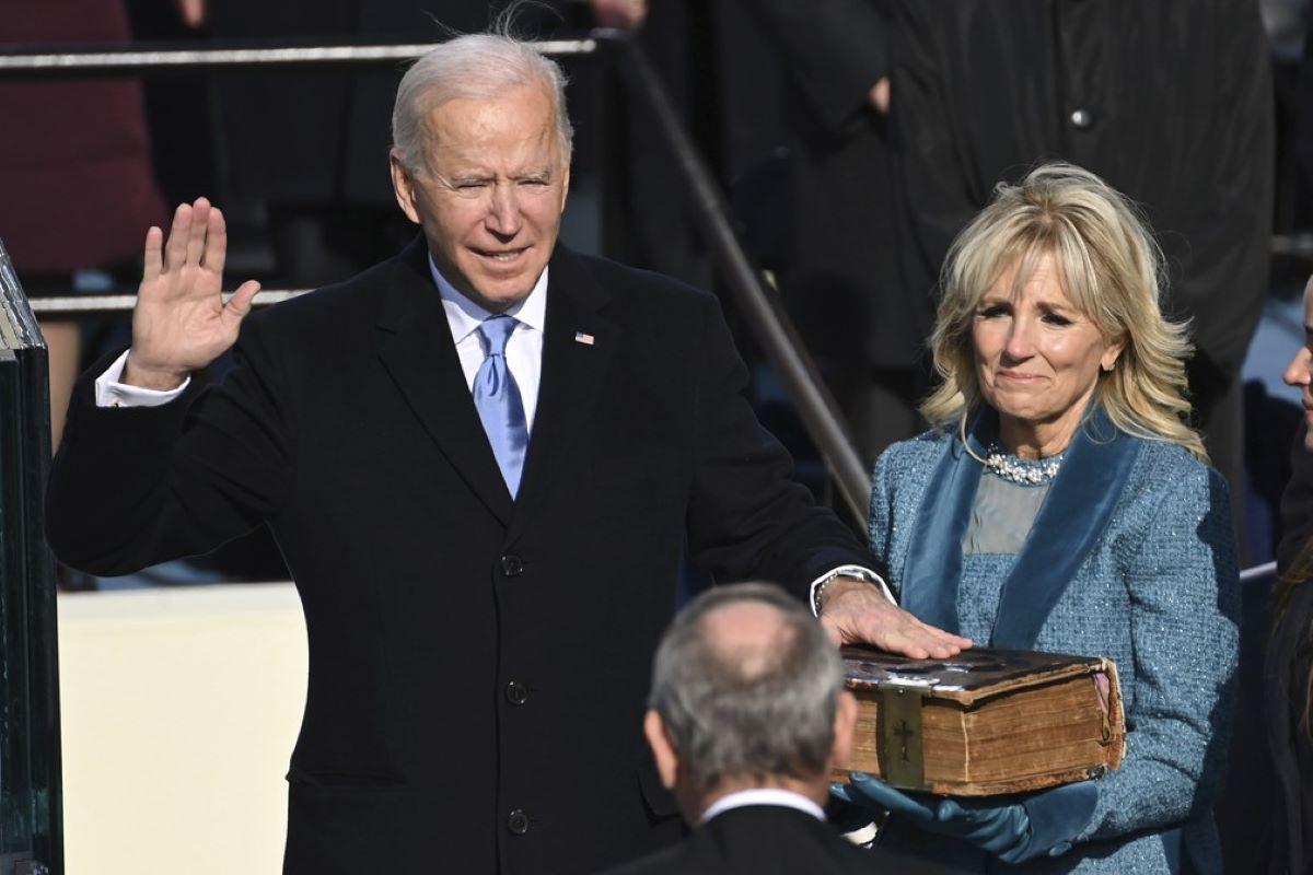Artistas que se apresentaram na posse de Joe Biden e Kamala Harris