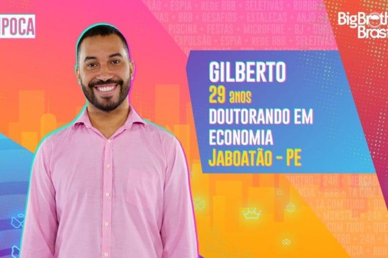 bbb21 Gilberto