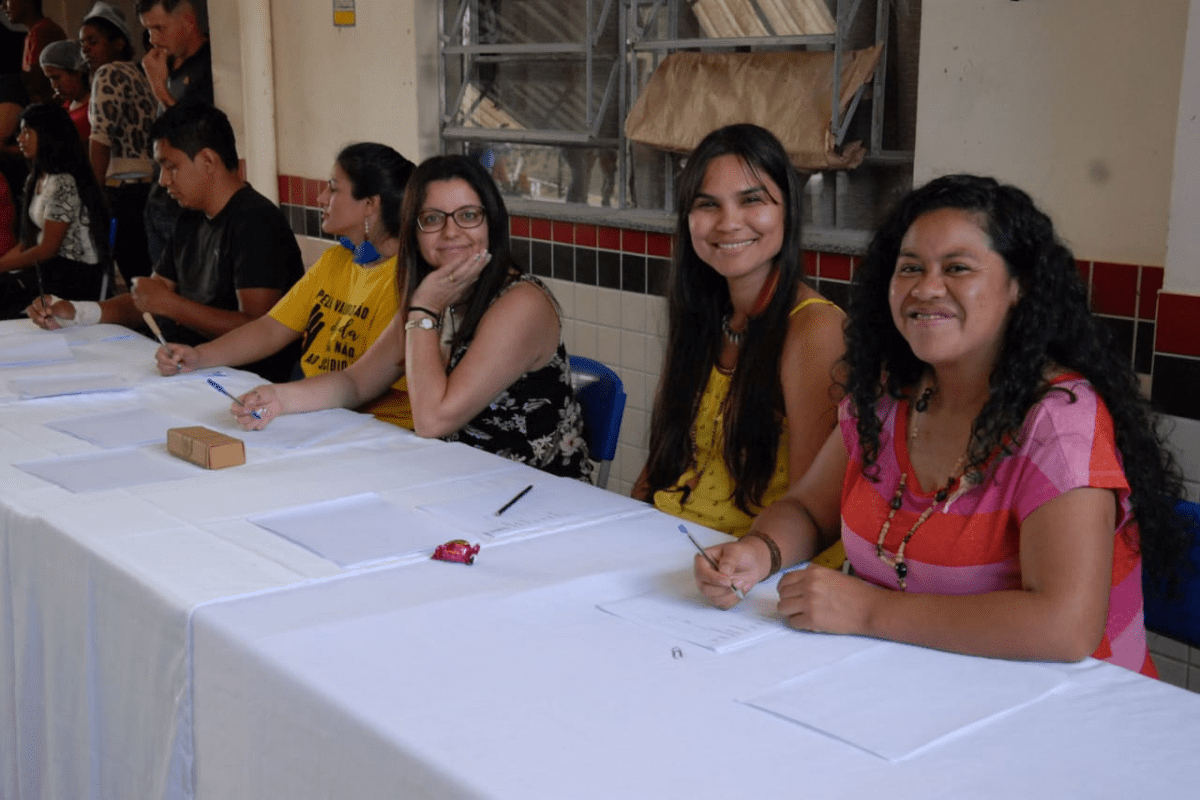 Mulheres indígenas conquistam o seu espaço na universidade