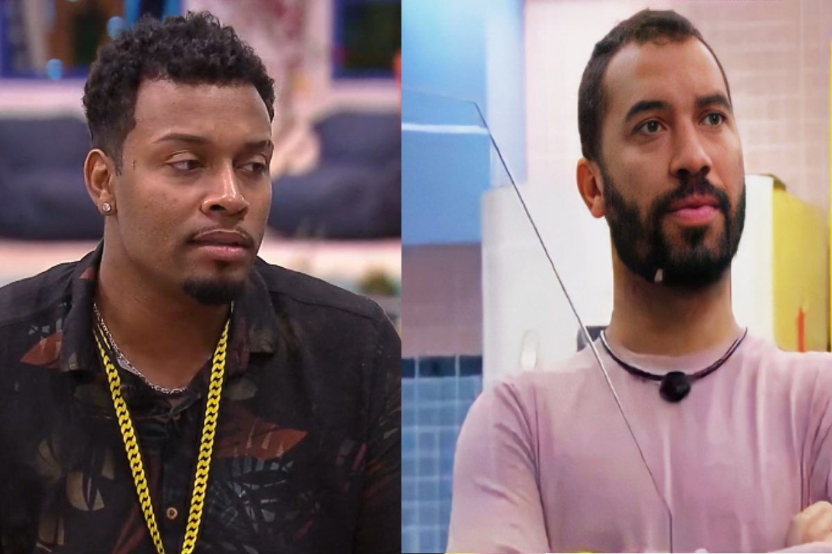 """BBB21: Nego Di é acusado de racismo após chamar Gilberto de """"sujinho"""""""
