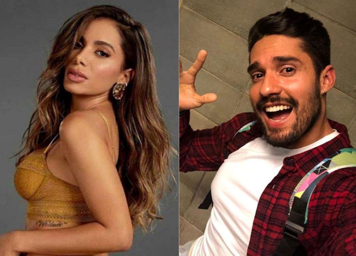 BBB21: Anitta mostra interesse por Arcrebiano e ex-brother responde