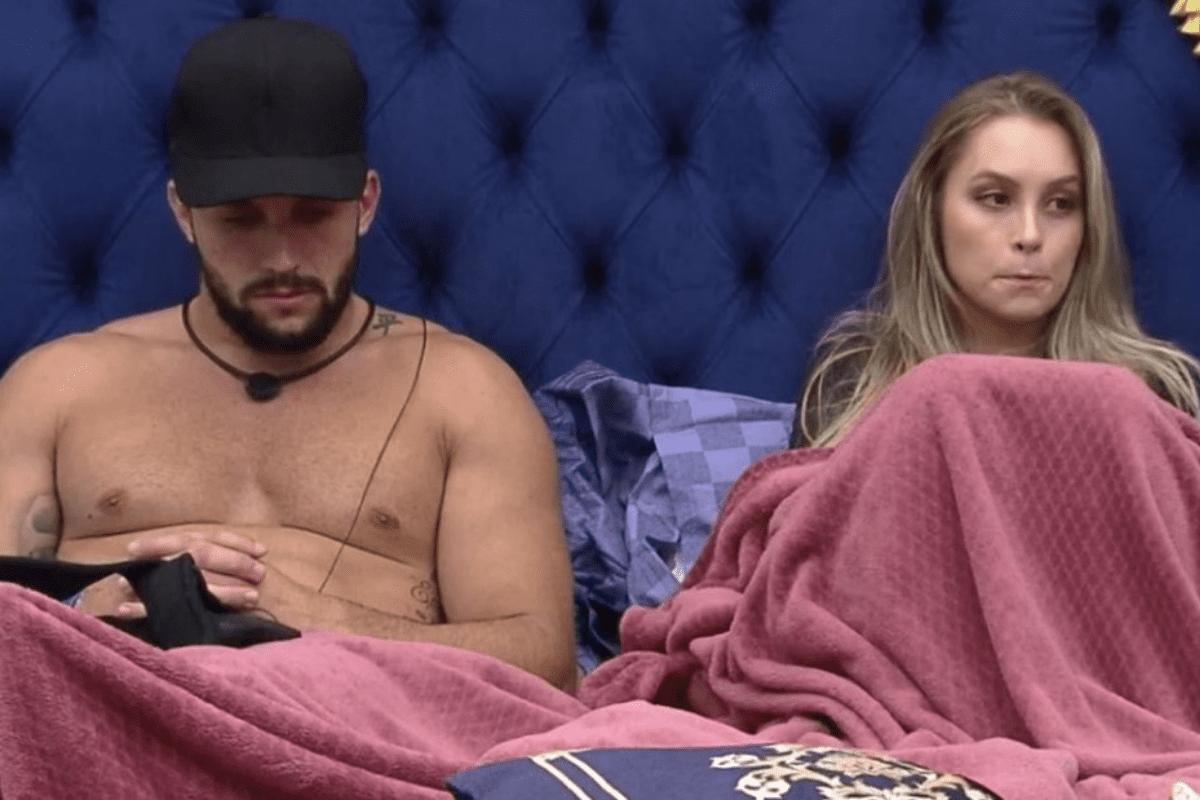 BBB21: Após beijo, Carla Diaz se recusa a dormir em quarto com Arthur