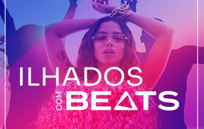 Ilhados com Beats, reality anunciado por Anitta, estreia dia 17 de fevereiro.