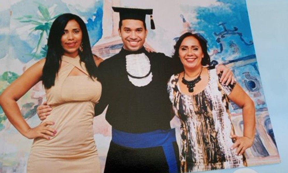 Gilberto se formou em economia, profissão em que atua.