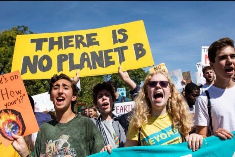 ativistas ambientais
