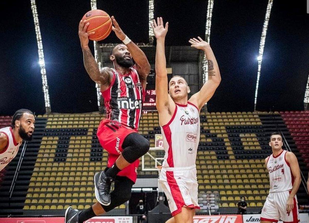 Uma vitória para o basquete nacional: a superação do São Paulo