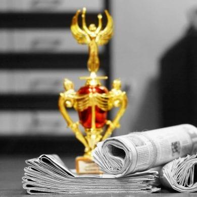 prêmios de jornalismo