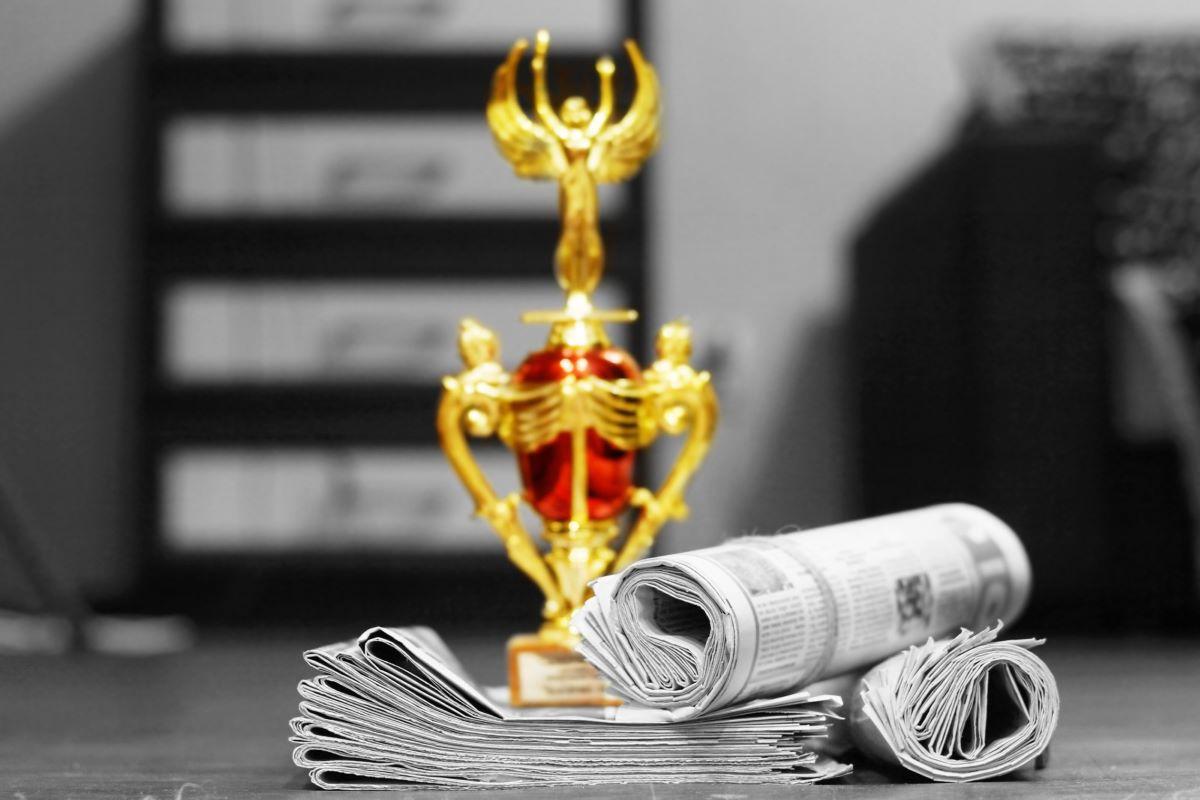 Jornalismo: saiba quais são os maiores prêmios da profissão
