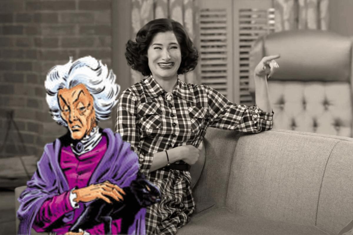 """'Agatha Harkness': Conheça a origem da """"nova"""" personagem de WandaVison"""