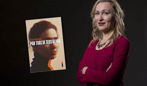 Sarah Pinborough, autora de Por Trás de Seus Olhos.