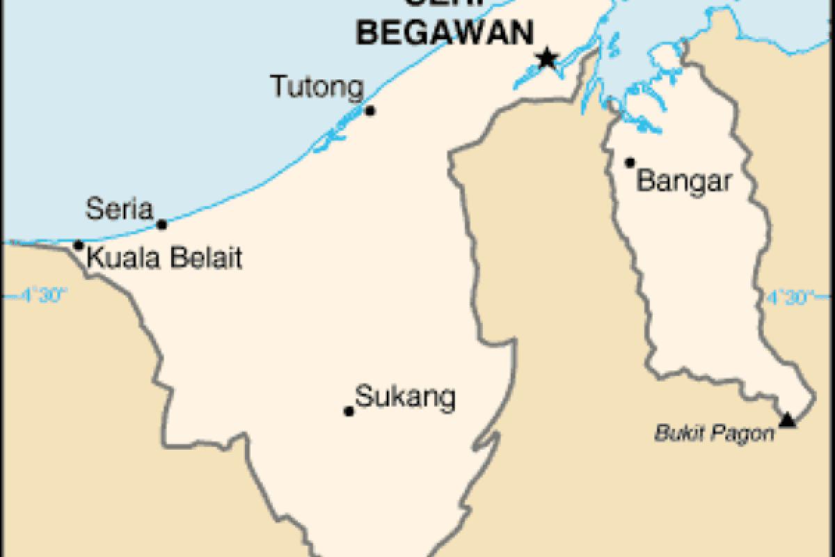turismo em brunei