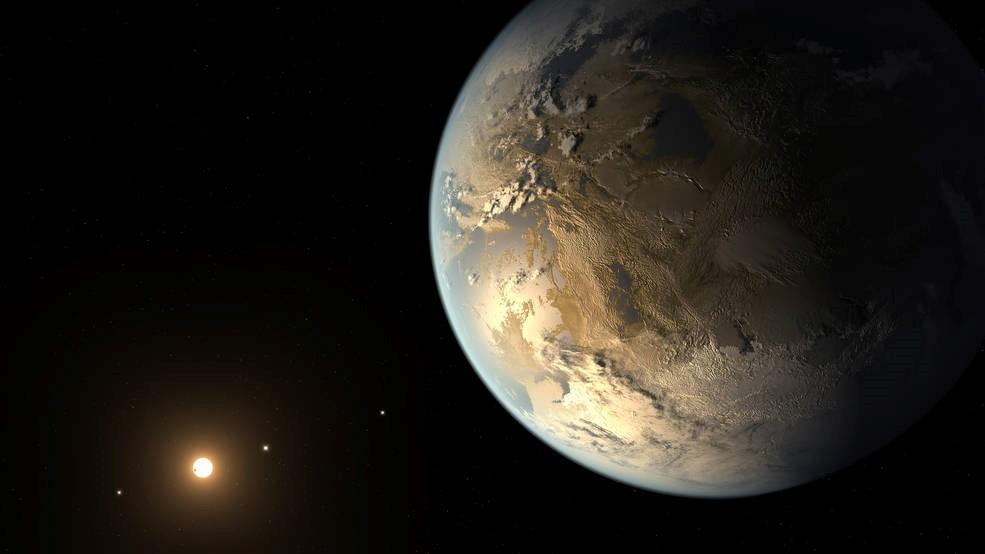 exoplanetas exemplos