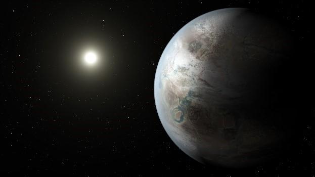 exoplanetas semelhantes à Terra
