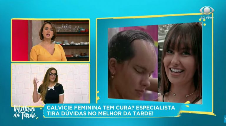 Programa de Catia Fonseca será processsado pela equipe de Thaís, participante do BBB21