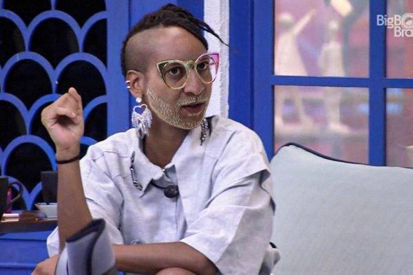 Caio Afiune, do BBB21, se torna Kaio Conká na internet.