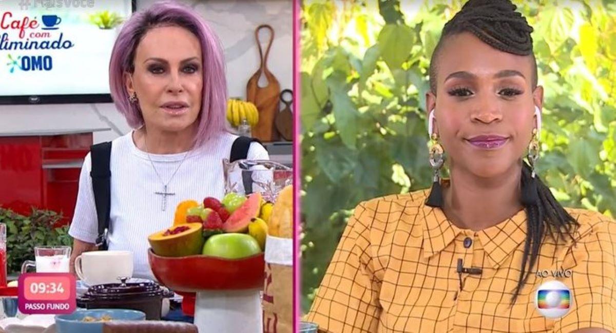BBB21: Ana Maria detona Karol Conká em café da manhã; confira!