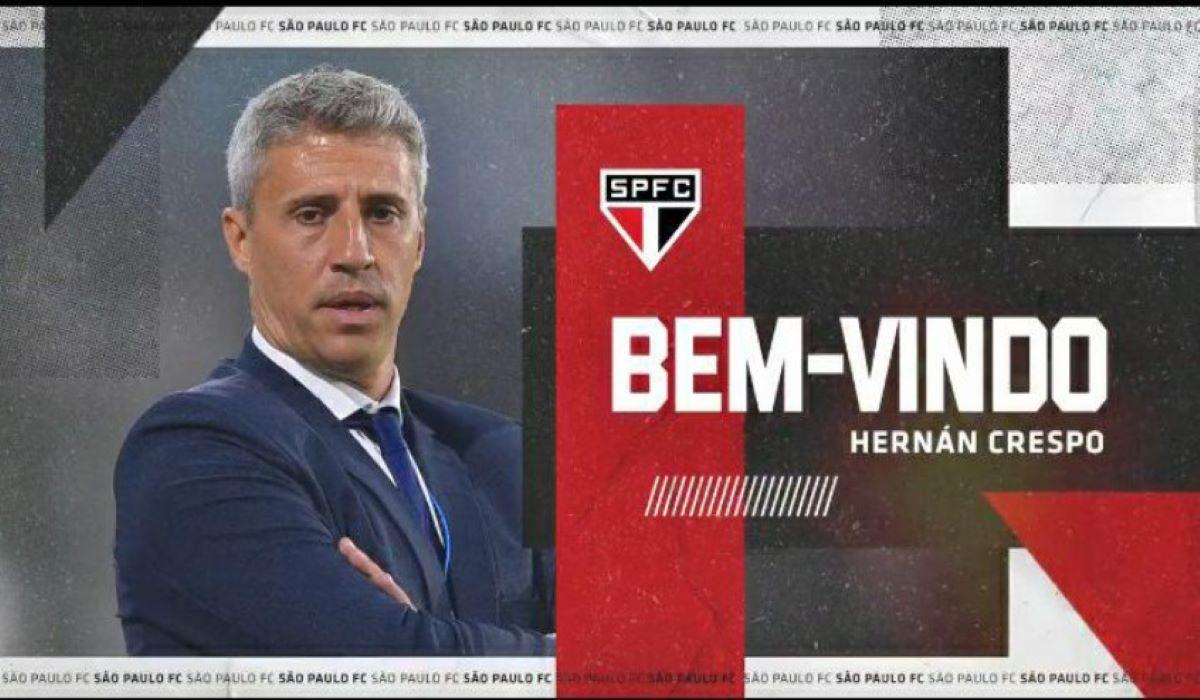 Hernán Crespo: o que esperar do treinador no São Paulo