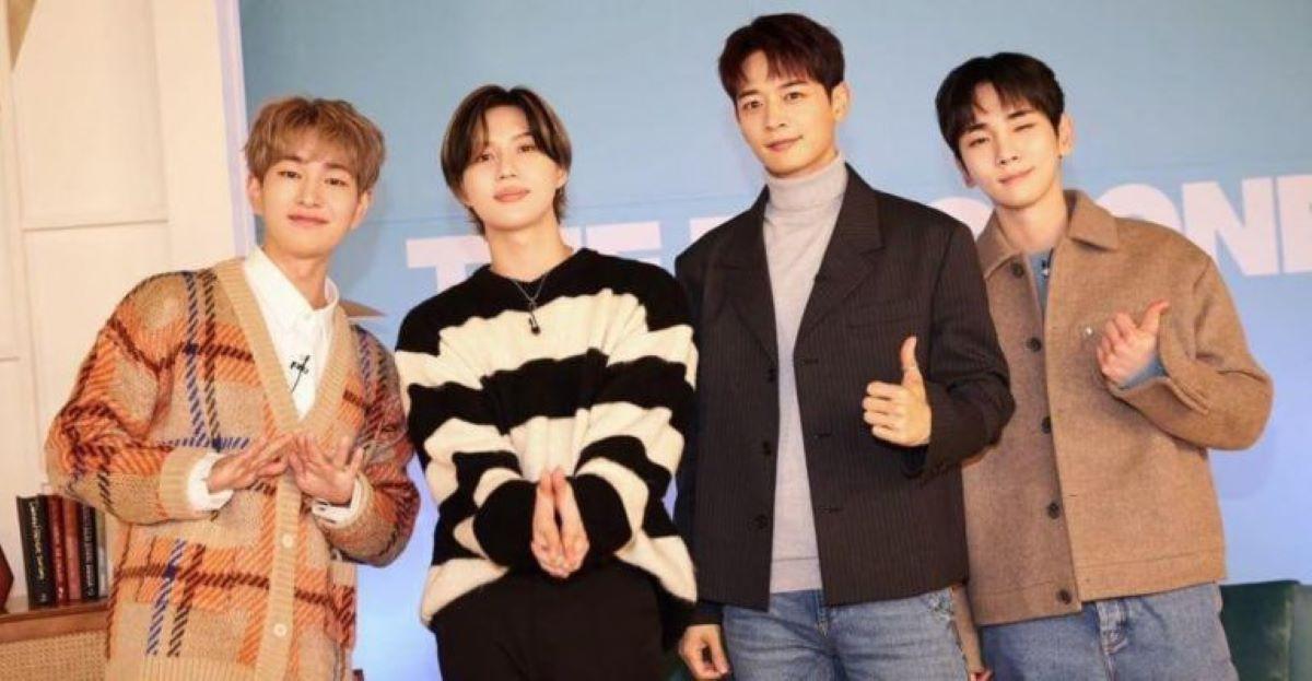 A volta dos príncipes: Comeback Shinee – 'Don't Call Me'