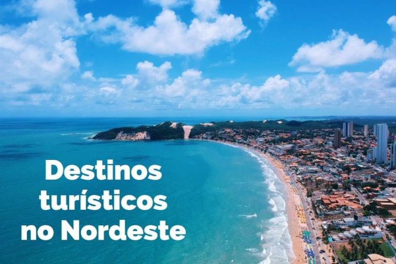 destinos turísticos nordeste brasileiro