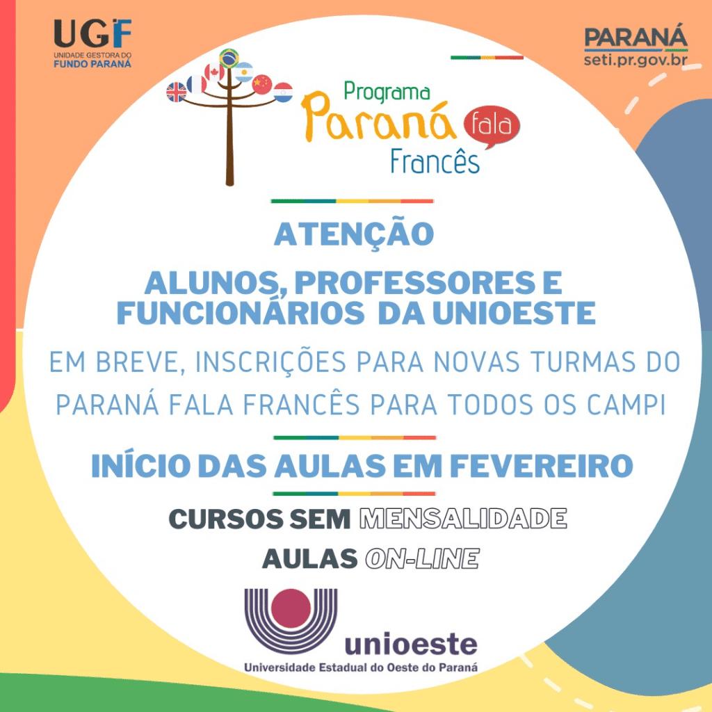 Programa Paraná Fala Idiomas