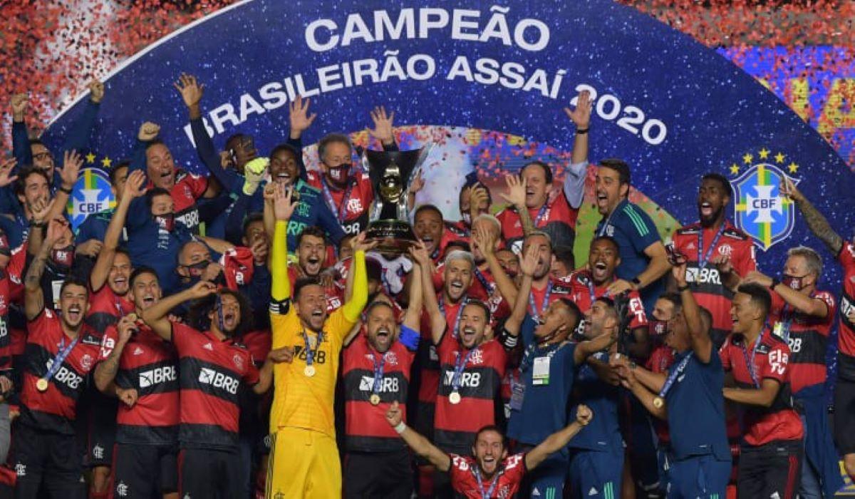 Final do Campeonato Brasileiro: Flamengo é bicampeão do Brasileirão