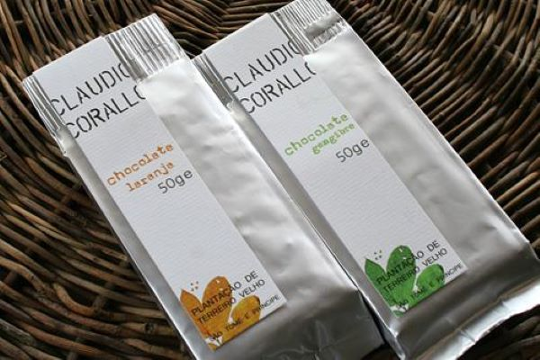 chocolate São Tomé e Príncipe