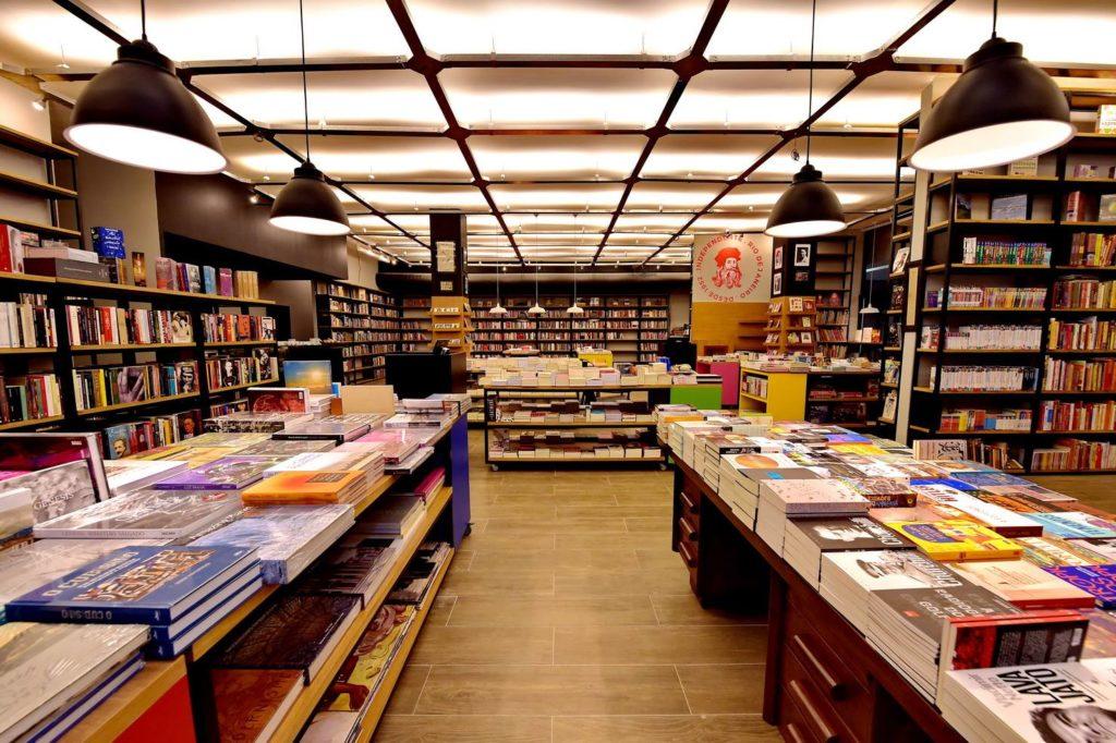 melhores livrarias