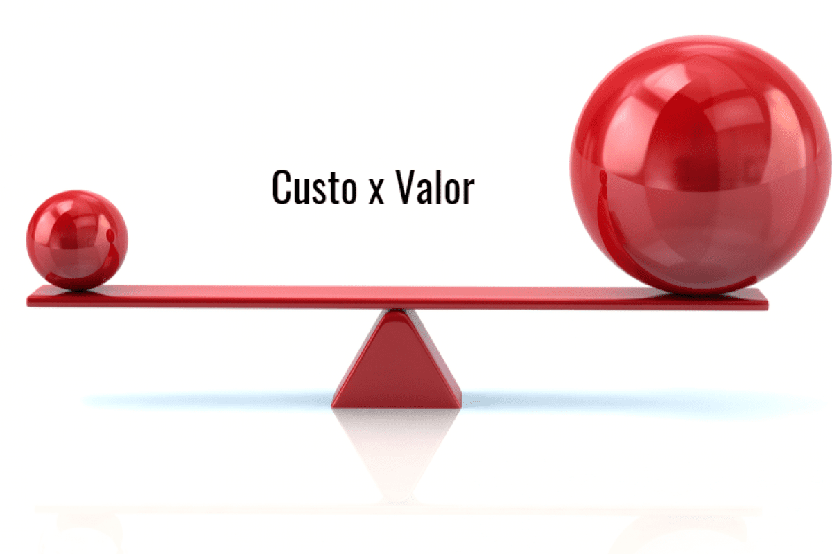Opinião – Custo X Valor: entenda a diferença entre eles