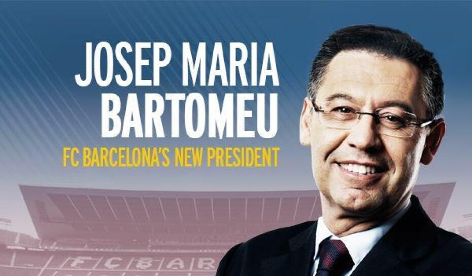 Josep Maria Bartomeu preso