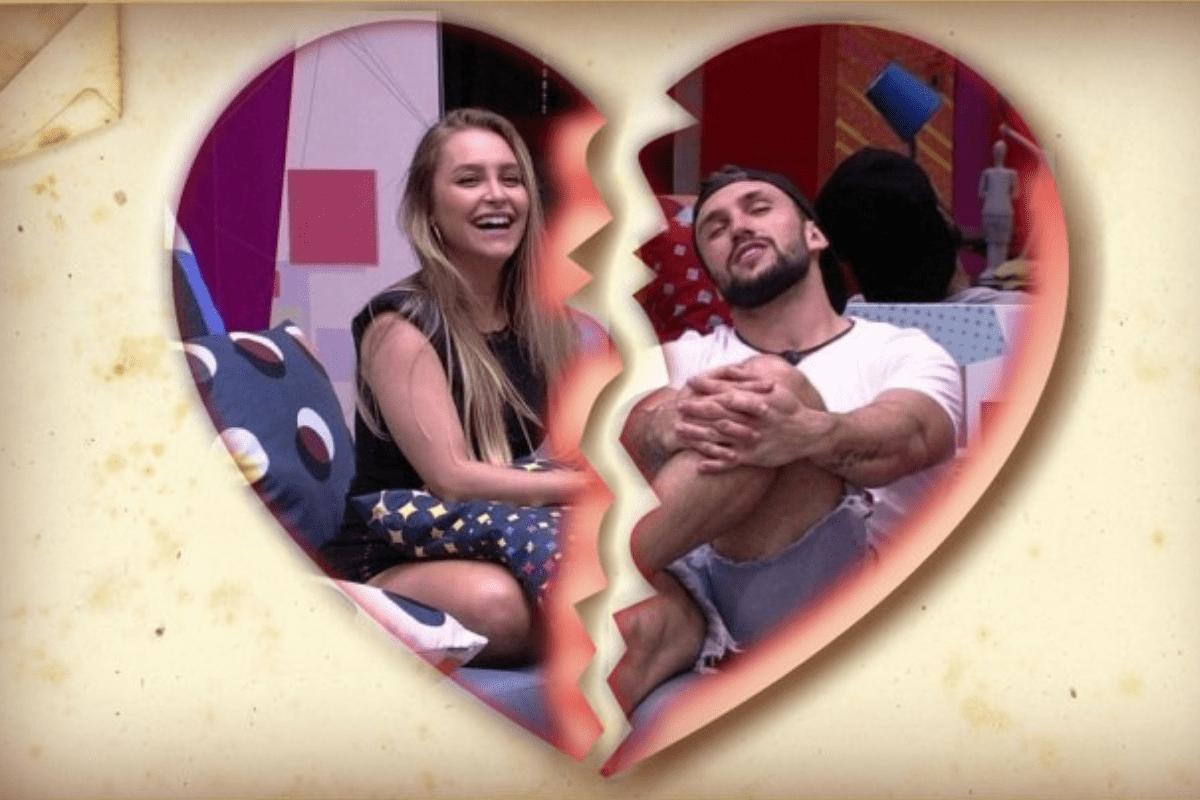BBB21: Fim do relacionamento? Arthur pensa em se afastar de Carla Diaz