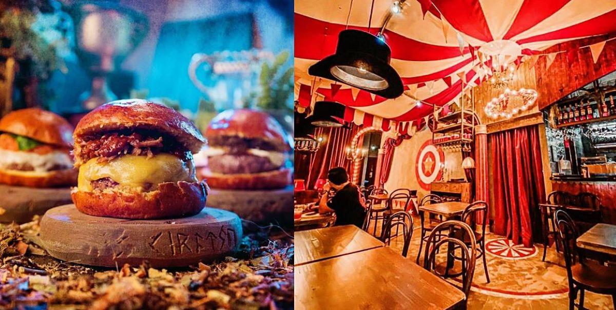Você conhece estes 5 restaurantes temáticos paulistanos?