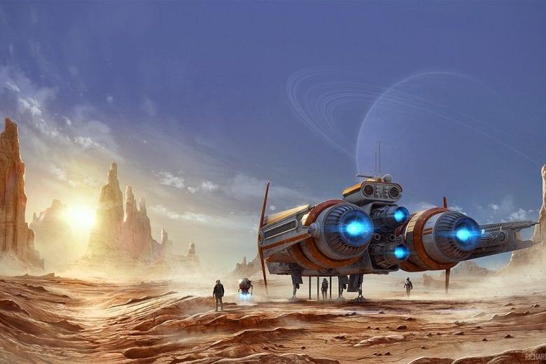ficção científica