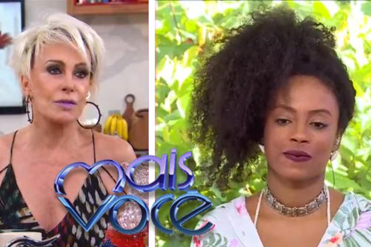 BBB21: Lumena é entrevistada por Ana Maria Braga no 'Mais Você'