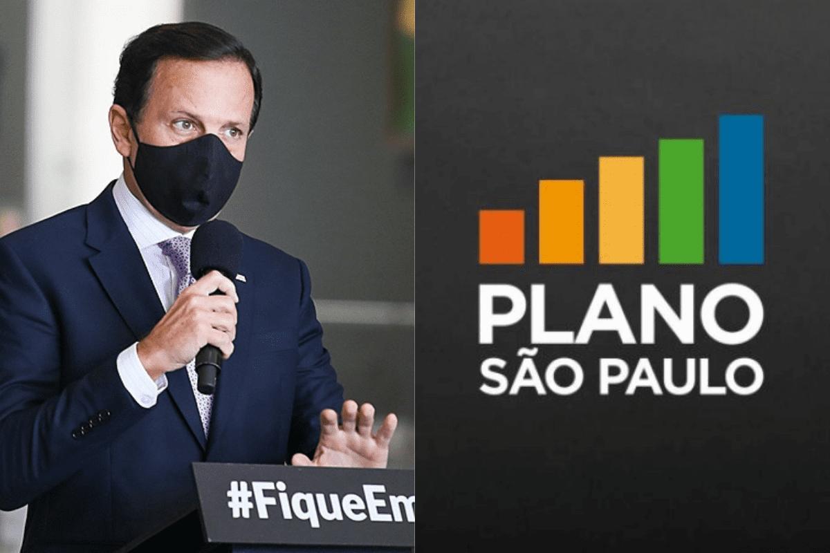 João Doria anuncia fase vermelha para todo o estado de SP; Confira