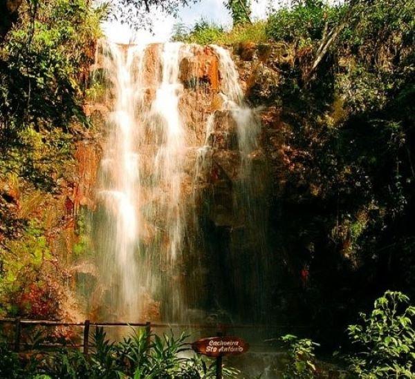 cachoeiras no país