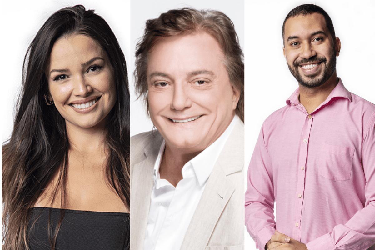 BBB21: Fábio Jr. manda recado para Juliette e Gilberto nas redes sociais