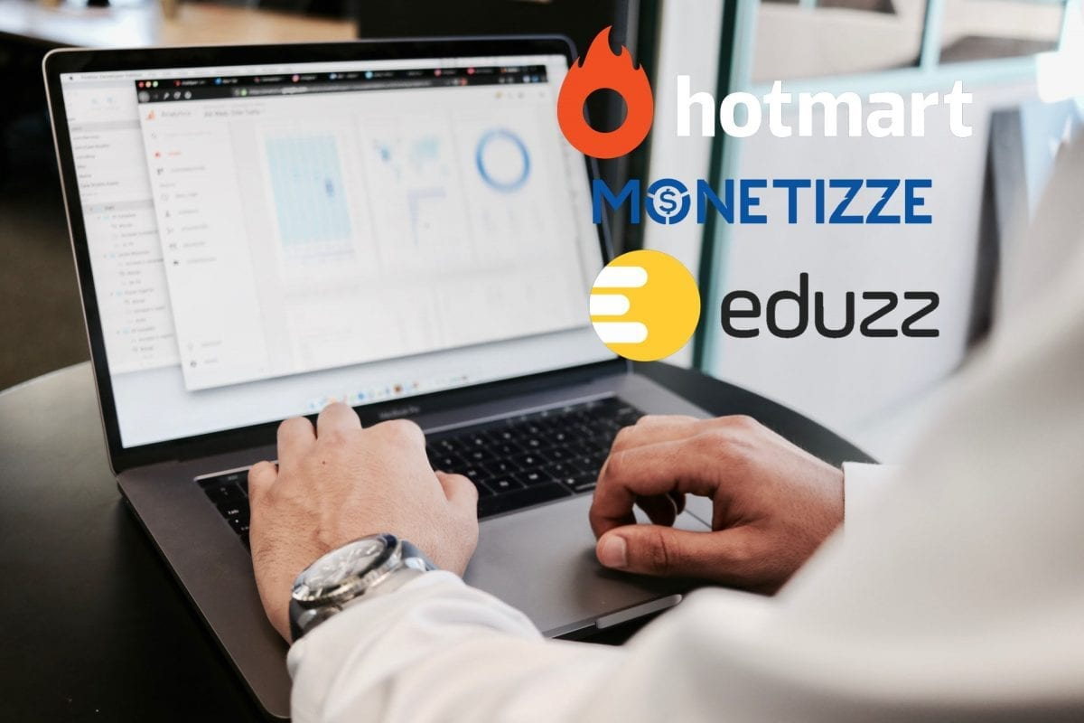 Eduzz, Monetizze e Hotmart: as plataformas de marketing de afiliados da internet
