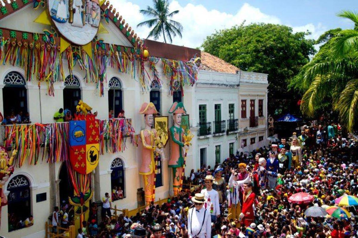 Conheça quais são as cinco maiores festas brasileiras