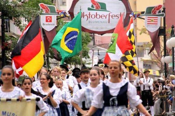 maiores festas brasileiras