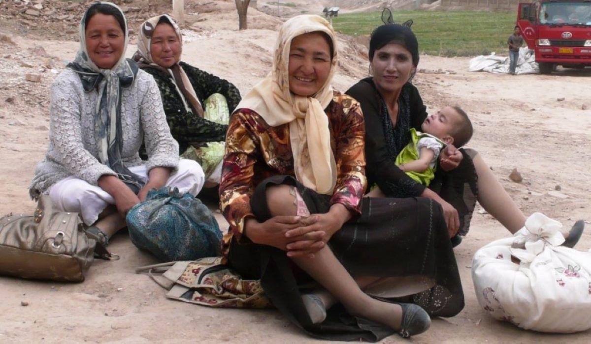 Como se encontram as mulheres uigures na China atualmente?