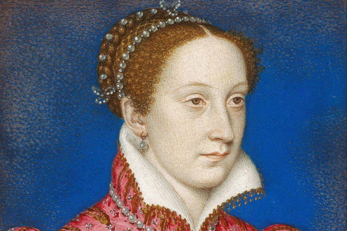 Além da coroa, quem foi a Rainha Mary da Escócia?