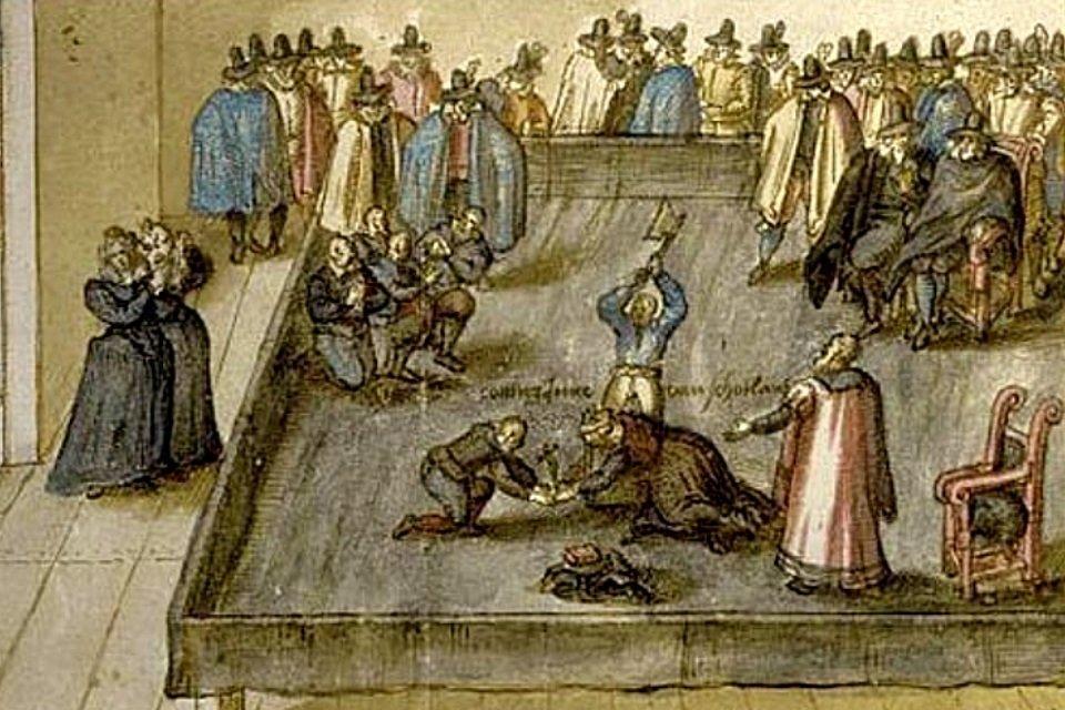 morte da rainha Mary