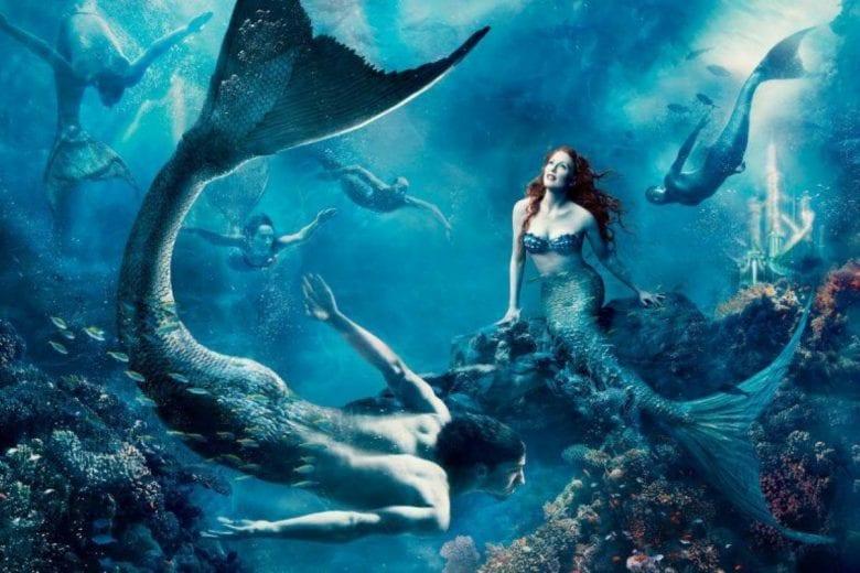 mitologia marítima