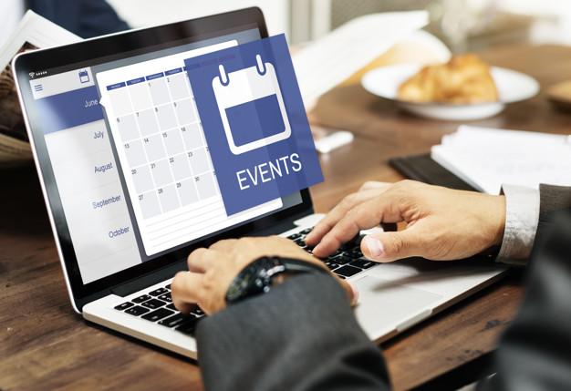 A plataforma Blinket, da Eduzz, permite que usuários criem e organizem eventos.