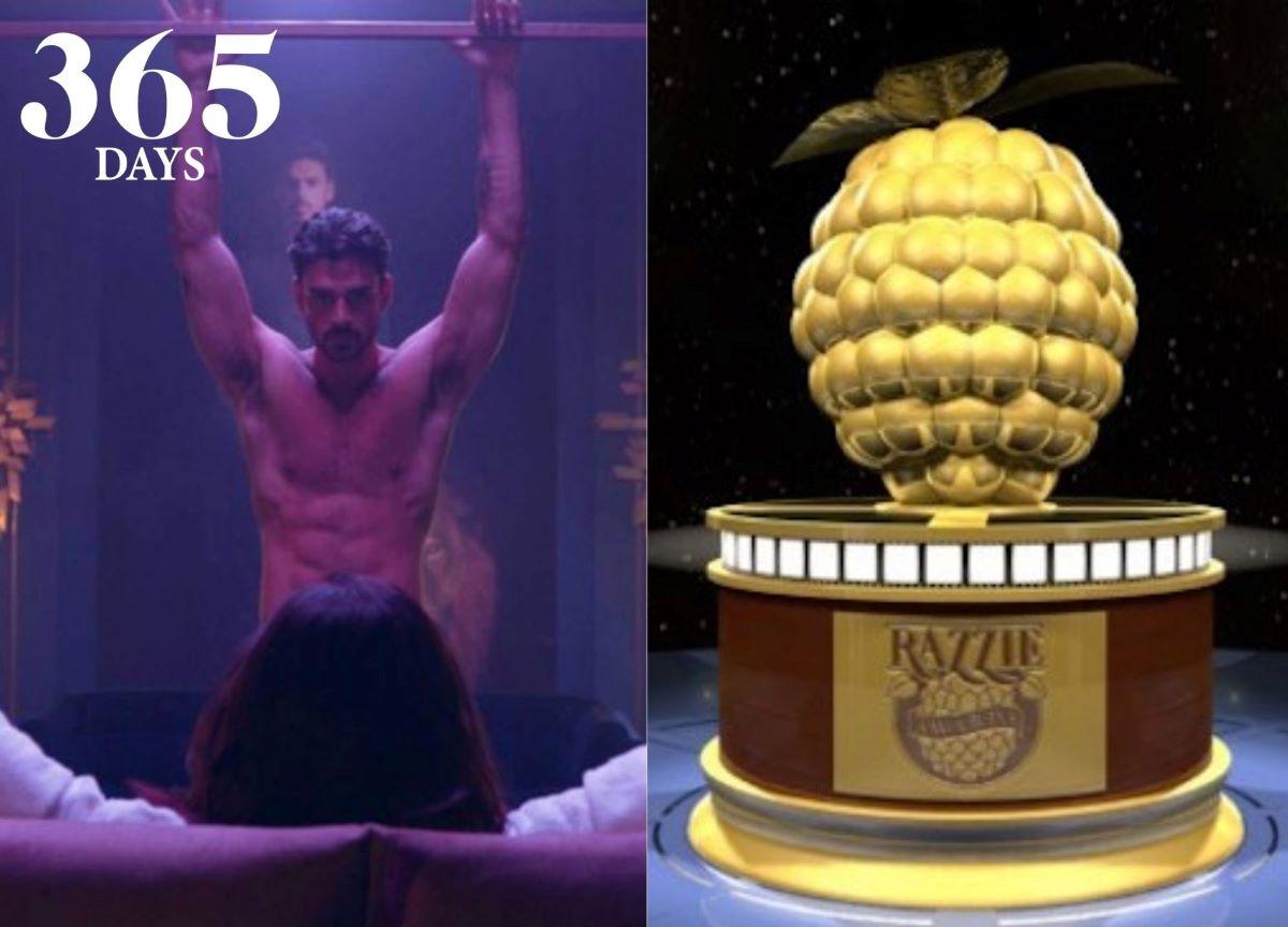 '365 Dni' e Michele Morrone recebem pior prêmio do cinema; confira!