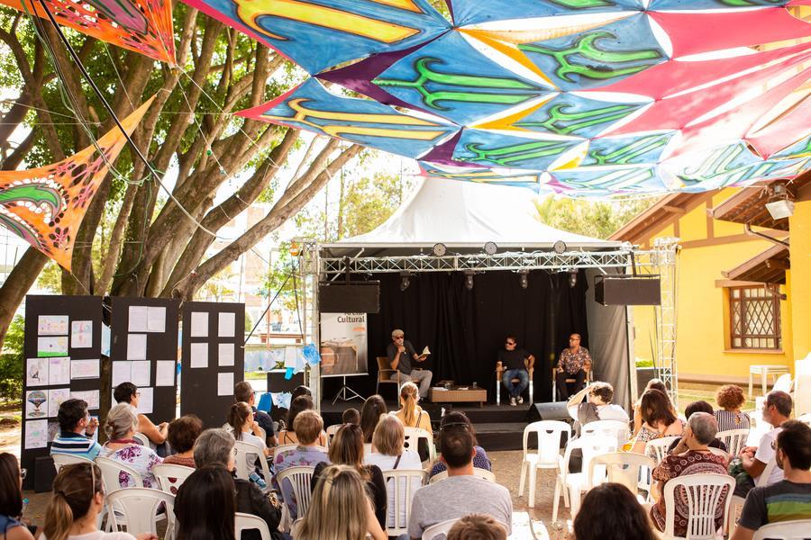 eventos literários no Brasil